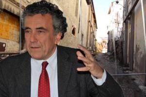 Terremoto Barca Ministro Ricostruzione L'Aquila