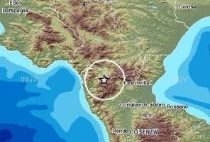 Terremoto Calabria 2012