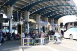 Gli autobus abruzzesi resteranno a Tiburtina