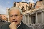 Trigilia ministro Coesione Territoriale Terremoto L'Aquila ricostruzione