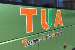 Incidente di un autobus della Tua, una trentina i feriti