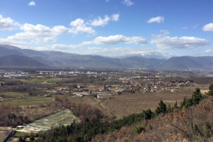 Valle Peligna panorama Abruzzo Notizie