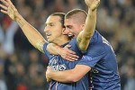 Paris Saint Germain FC vs Dynamo Kiev