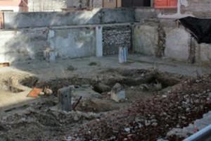 Via d'annunzio crollo palazzo l'aquila terremoto