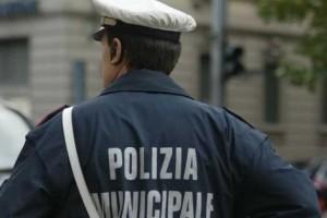 Vigilie urbano polizia municipale locale