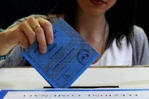 Voto amministrative uomo donna preferenza