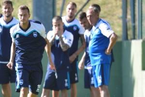 Zeman ritiro Pescara calcio