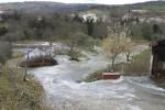 acquedotto giardino pescara acqua rottura