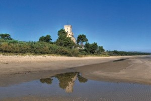 area Torre Cerrano marina cets