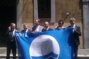 bandiera blu pineto gran sasso