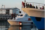 barca insabbiata Pescara Porto Dragaggio