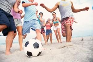 beach olimpiadi bambini sport