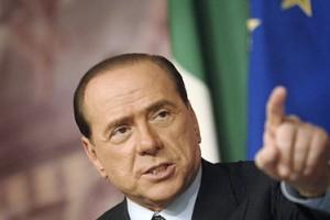 berlusconi forza italia