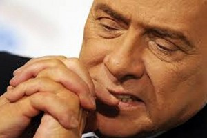 berlusconi unipon un anno condannato Paolo Silvio