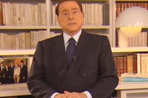 berlusconi videomessaggio Forza Italia