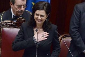 boldrini camera grazzo senato Parlamento presidente
