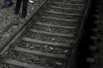 cadavere binari Pineto treni