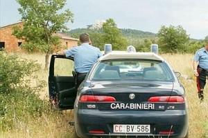 carabinieri Gessopalena bastonate lite