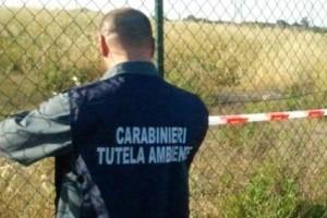 carabinieri Noe ambiente sequestro discarica tutela