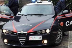 carabinieri controllo pattuglia 112