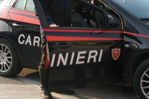 carabinieri pattuglia 112