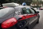 carabinieri ubriaco guida l'aquila