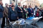 carriole roma sindaci terremoto un miliardo governo