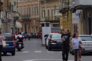 chieti corso marrucino vendite picchiata crisi confcommercio