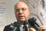 del corvo si dimette dimissioni L'Aquila provincia