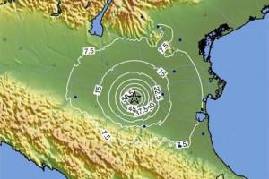 emilia terremoto gennaio