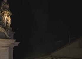 fumata nera conclave marzo prima giornata 2013 Roma cardinali Italia