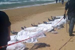immigrati morti naufragio