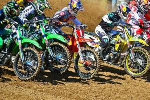 motocross piste