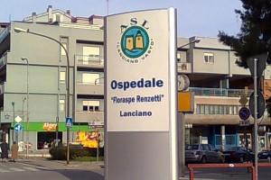 ospedale renzetti lanciano lavori adeguamenti sicurezza