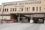 Coronavirus, l'ospedale dell'Aquila si prepara all'emergenza