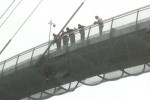 ponte del mare draga Pescara