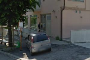 poste via di sotto Pescara rapina fallita