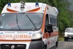 rapina fuga ambulanza Teramo