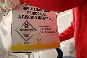 rifiuti sanitari Maio Lanciano