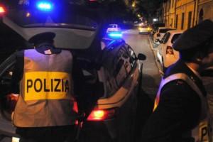 rissa agenti Spinelli rom Pescara