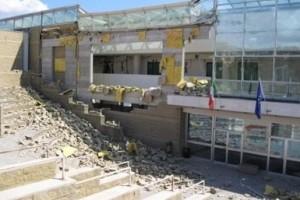 roio crollo terremoto ingeneria