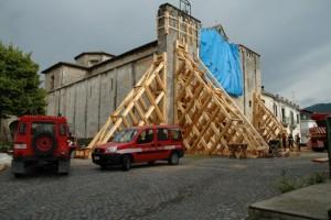 sant'eusanio forconese ricostruzione