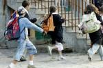 scuola silvi crollo controsoffitto