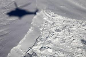 slavina valanga montagna neve