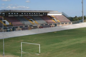 stadio Biondi ALnciano tifosi delusi sopralluogo