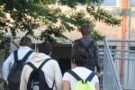 studente entra scuola Chieti evade domiciliari arrestato