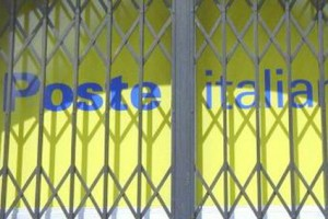 tagli poste Chiodi Abruzzo lettera