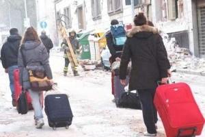 terremoto l'aquila albergatori pagamento regione Abruzzo