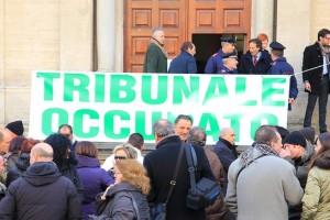 tribunale avezzano sulmona chiusura occupato