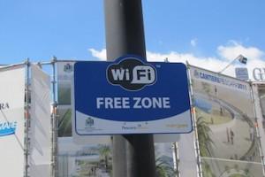 wi fi free Pescara Provincia Comuni